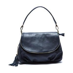 Modrá kožená kabelka Sofia Cardoni Cristina