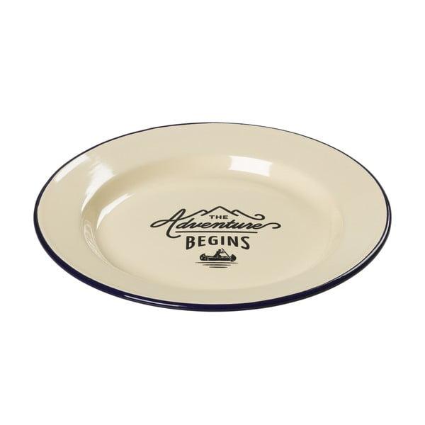 Tanier Gentlemen's Hardware Plate Enamel