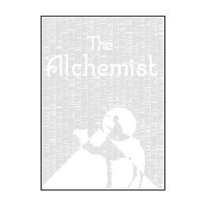 Knižný plagát Alchymista, 50x70 cm