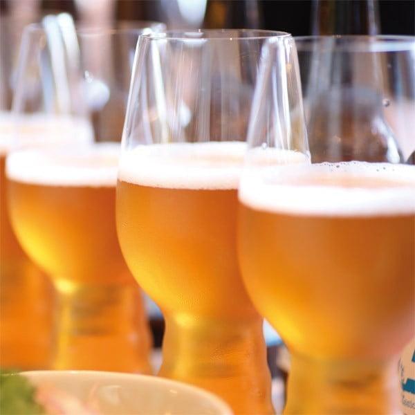Sada 4 pohárov na pivo Ipa Glass