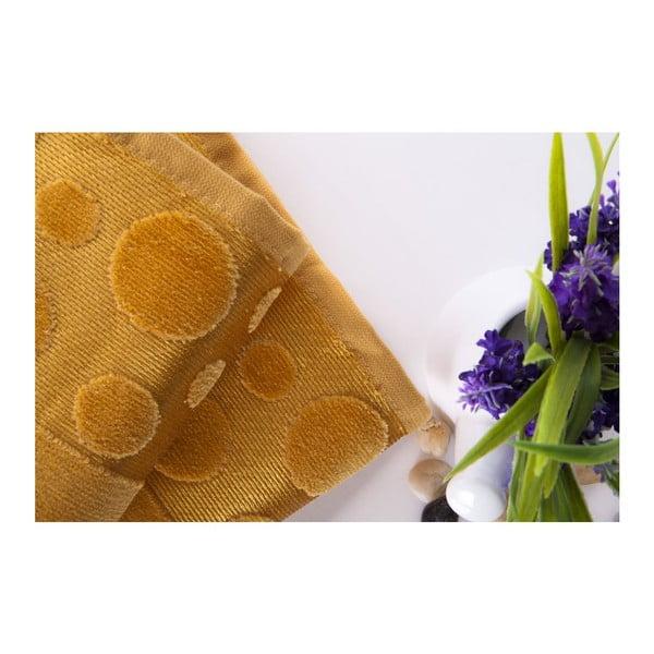 Sada 2 uterákov Tropical Mustard, 50x90 cm