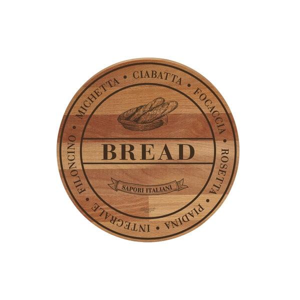 Doska z bukového dreva Bisetti Broad Bread, 30cm