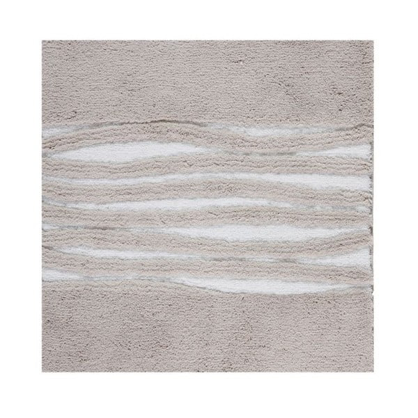 Kúpeľňová predložka Morgan Beige, 60x60 cm