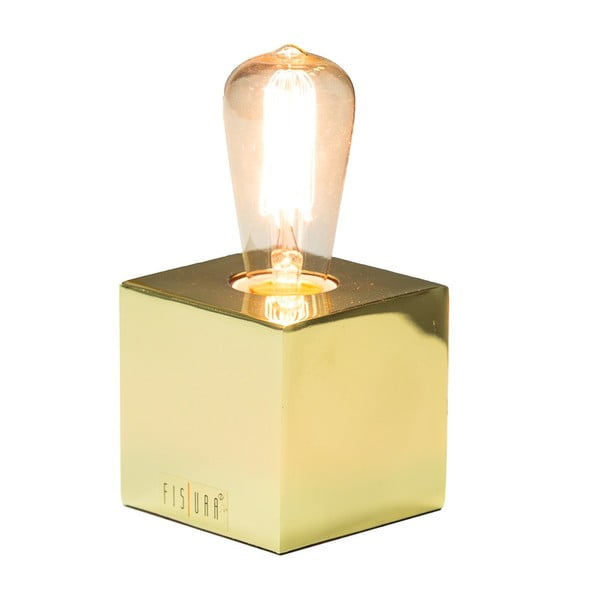Stolová lampa Cube Oro