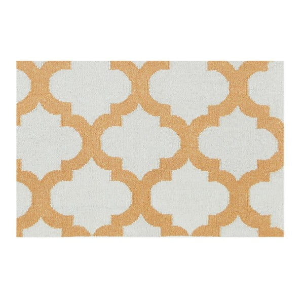 Ručne tkaný koberec Kilim Jamini, 120x180 cm