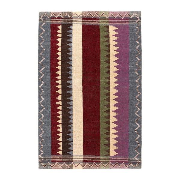 Vlnený koberec Maya 192 Multi, 140x200 cm