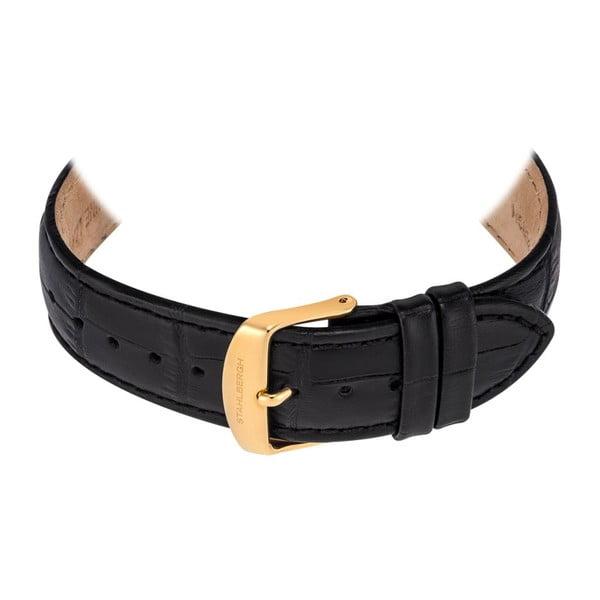 Pánske hodinky Ringsted Black/Gold
