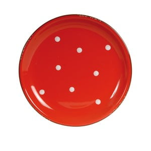Tnaier Antic Line Round Red, 26 cm