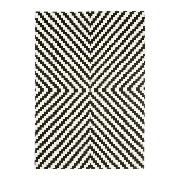 Koberec Onix Geo Mono, 120x170 cm