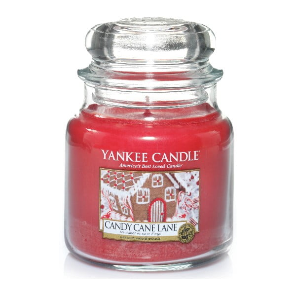 Vonná sviečka Yankee Candle, Cesta z lízatiek