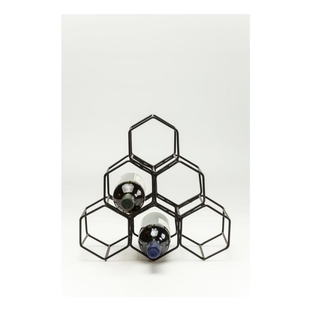 Vínotéka Kare Design Black Hornet