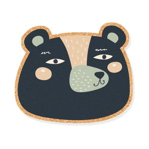Detské korkové prestieranie Little Nice Things Bear