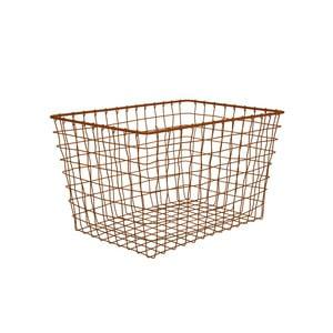 Košík Present Time Linea Copper