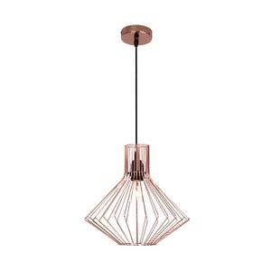 Medené stropné svietidlo Flavia