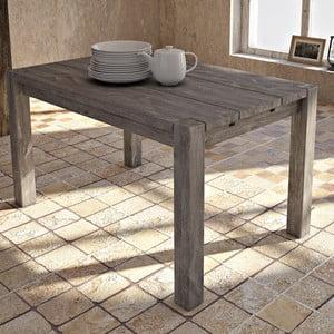 Jedálenský stôl Seart z masívnej borovice, 140x90 cm