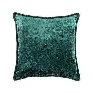 Zelený vankúš White Label Tess, 45×45 cm