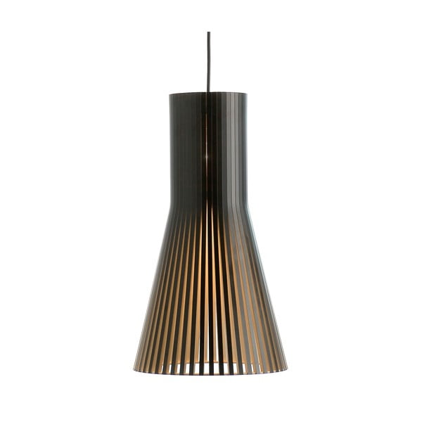 Závesné svietidlo Secto 4201 Black, 45 cm
