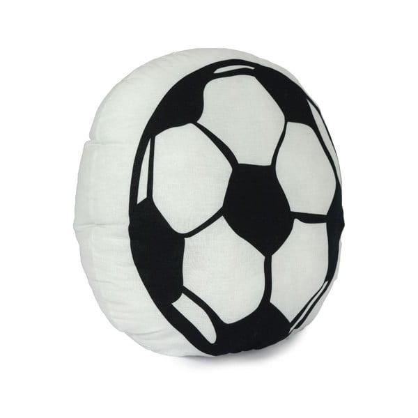 Vankúšik Footbal, 40x40 cm