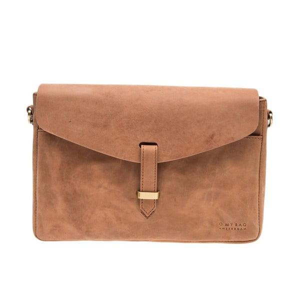 Kožená kabelka Ally, ťavia