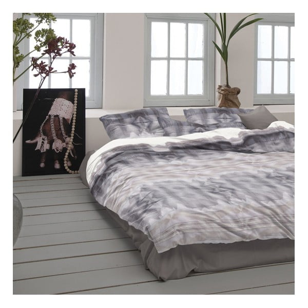 Obliečky Minorca Grey, 240x200 cm