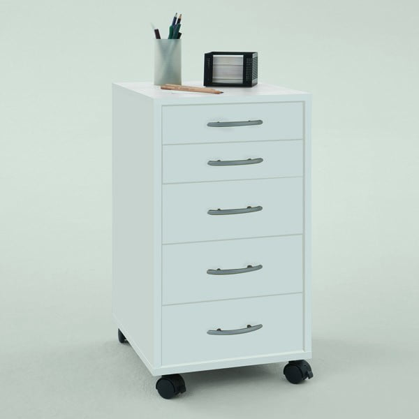 Biele kancelárske zásuvky 13Casa Honor