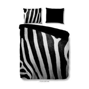 Obliečky na dvojlôžko z mikroperkálu Muller Textiels Zep, 240×200 cm