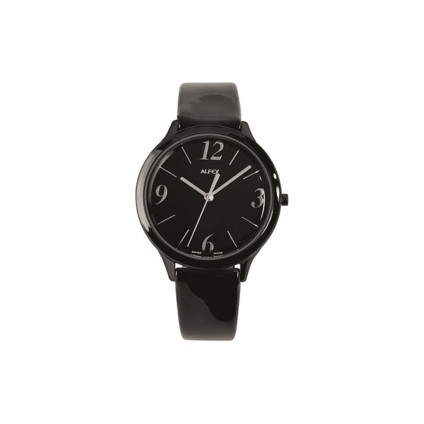 Dámske hodinky Alfex 5701 Black/Black