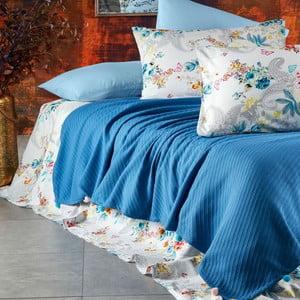 Sada posteľnej bielizne zo 100% bavlny Marie Lou Garden Denim