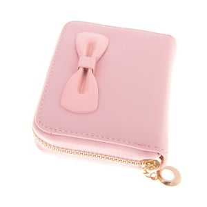 Dámska malá peňaženka Ladiest, svetloružová