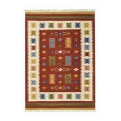 Ručne tkaný koberec Kilim Classic AK01 Mix, 170x230 cm