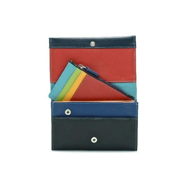 Peňaženka a obal na kreditné karty Colorful