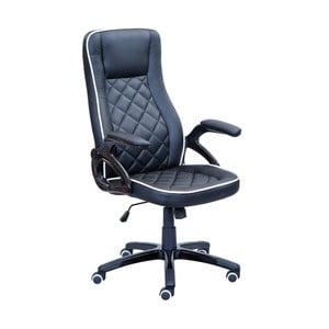 Čierna kancelárska stolička 13Casa Thor A2