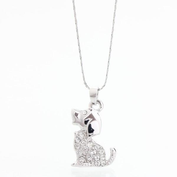 Náhrdelník so Swarovski Elements Laura Bruni Puppy