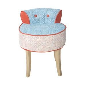 Stolička s konštrukciou z borovicového dreva Mauro Ferretti Sedia Argentina