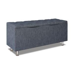 Sivá úložný box Gemega Coffin, délka 122 cm