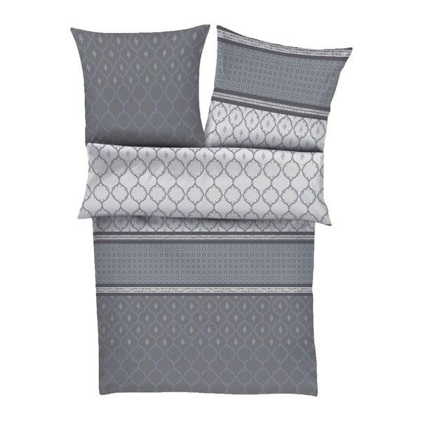 Obliečky Zeitgeist Grey, 140x200 cm