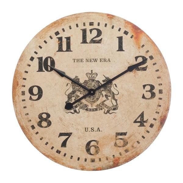 Nástenné hodiny J-Line New Era, 80 cm