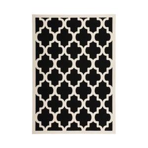 Koberec Maroc 2087 Black, 80x150 cm