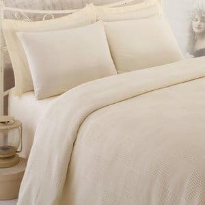 Prikrývka cez posteľ Pique 275, 200x230 cm