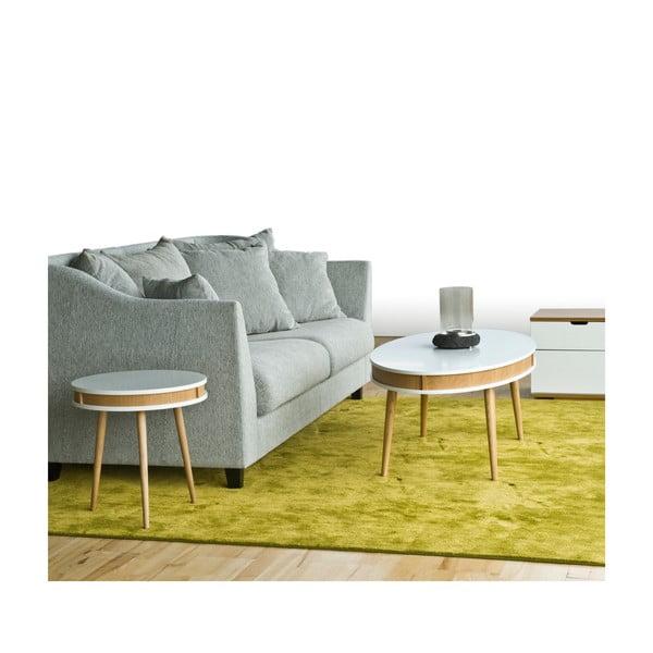 Konferenčný stolík Hugo 140x70 cm, dub