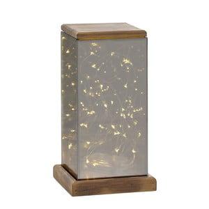 Lampáš s LED svetielkami Villa Collection Lantern, 22,5 cm