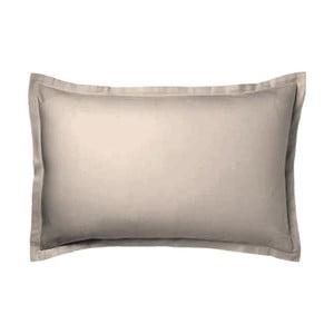Obliečka na vankúš Liso Crema, 50x70 cm