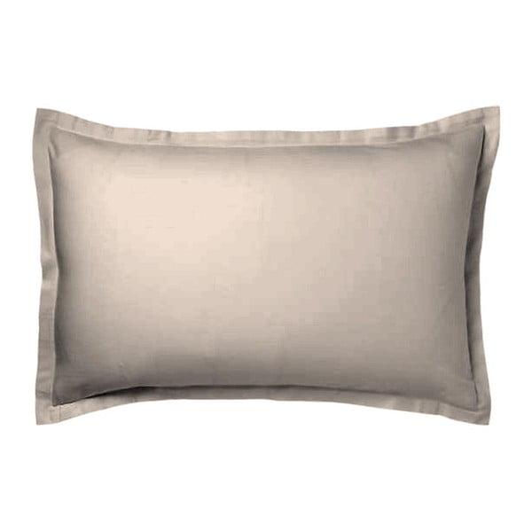 Obliečka na vankúš Liso Crema, 70x80 cm