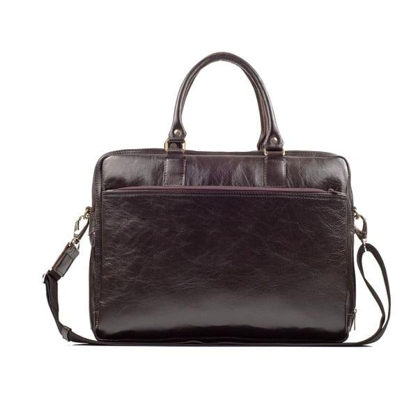 Pánska taška Solier SL01, hnedá