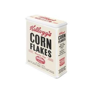 Kovová dóza Postershop Morning Corn Flakes