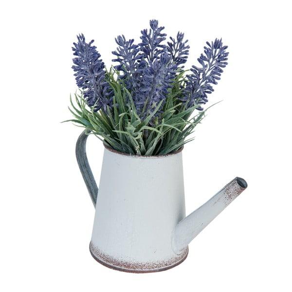 Umelá levanduľa v kanvičke Clayre&Eef Lavender