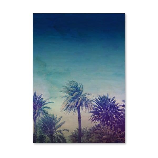 Plagát Palm Tree