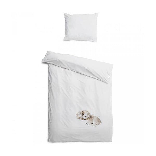 Obliečky Snurk Wool, 140x200 cm