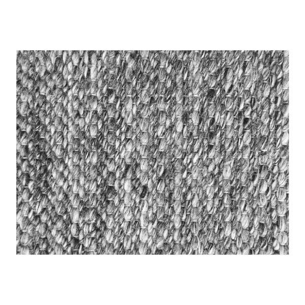 Vlnený koberec Tikos Grey, 170x240 cm