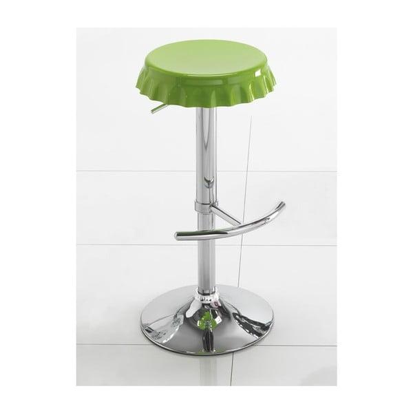 Zelená barová stolička Tomasucci Tappo